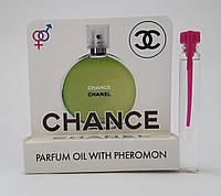Масляные духи с феромонами Chanel Chance Eau Fraiche 5 ml