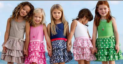 Платья, юбки детские