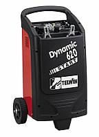 Пуско-зарядная тележка (устройство) для АКБ, однофазная Dynamic 620