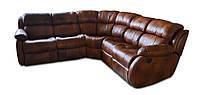 Кожаный угловой диван REGLAINER (310х200см)