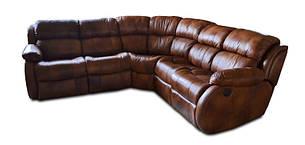 """Угловой диван с реклайнером """"REGLAINER"""" (310см-200см), фото 2"""