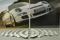 Комплект расширителей колесных арок | Porsche Cayenne
