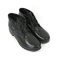 Стильные ботиночки черного цвета