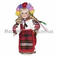 Кукла в Украинской вышиванке