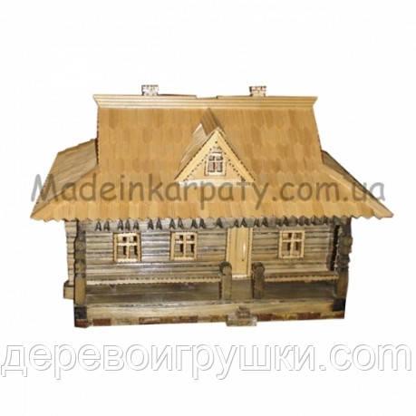 Будинок (50х35см)