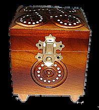 Шкатулка 8х8 см