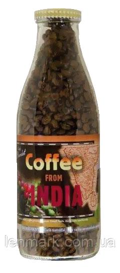 Кофе в зернах Cafe Burdet from India, моносорт  100% арабика, 350 г