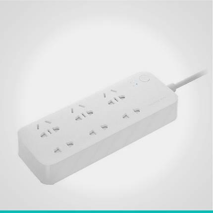 Сетевой фильтр Mi Power Strip Quick Charger 2.0 MDY-3-EB, фото 2
