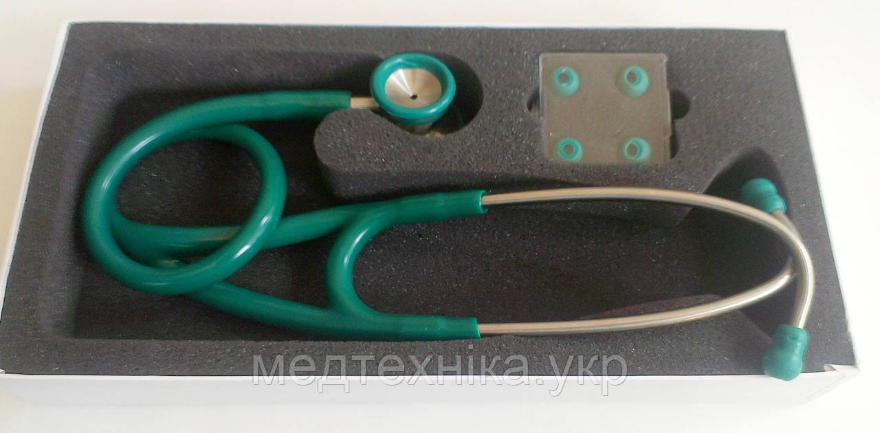 Стетоскоп двусторонний кардиологический GESS JD 3006, Польша
