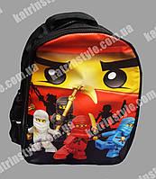 """Модный школьный рюкзак """"Ниндзяго"""""""