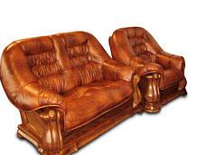 Польская кожаная мебель MAESTRO (3+1+1), фото 3