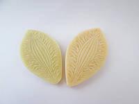 """Молд + вайнер Лепесток """"Альстромерии"""" широкий 5.8* 4 см для фоамирана и глины"""