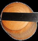 Деревянная чесночница 12 см., фото 4