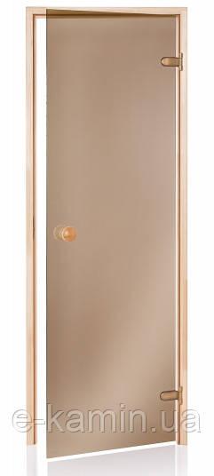 Двери Andres 800х2100 бронза