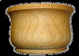 Чаша из дерева D13, фото 3