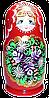 Матрьошка (гуаш 7-ка).