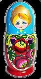 Украинская матрёшка расписная (7 ка), фото 2