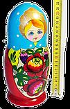 Украинская матрёшка расписная (7 ка), фото 3