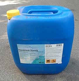 Кисень рідкий Chemoform Aquablank flussig, 30 кг