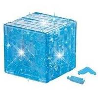 """3D Crystal Puzzle """"Куб"""""""