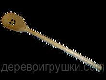 """Деревянная ложка """"смайл"""""""