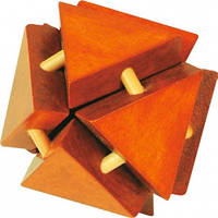 Головоломка Восемь треугольников