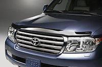 Дефлектор на капот Toyota Land Cruiser 200 2008-16 новый оригинальный