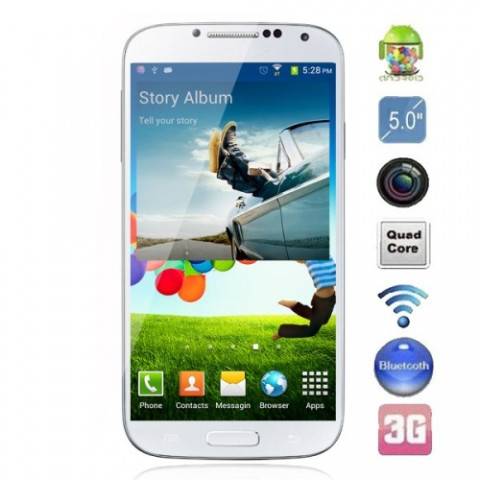 Смартфон Samsung Galaxy S4 Quad Core