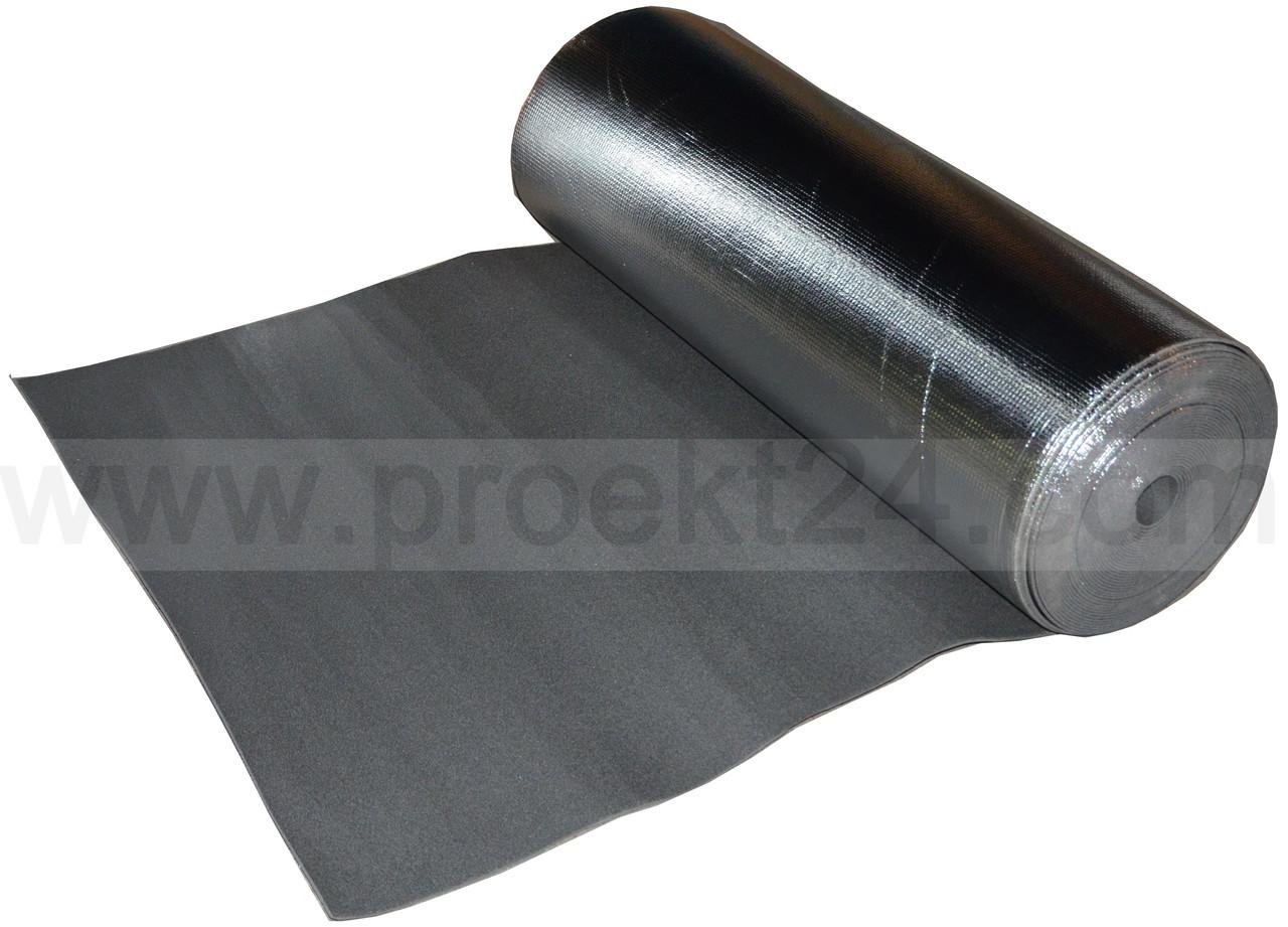Вердани 10мм (тип А), фольгированный химически сшитый вспененный полиэтилен