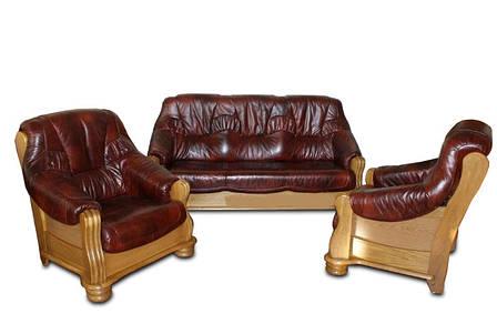 Комплект классической мебели ADAM (3+1+1), фото 2