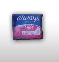 Гигиенические прокладки Always Ultra 5 капель