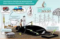 Биогазовые установки, которые обеспечивают энергией