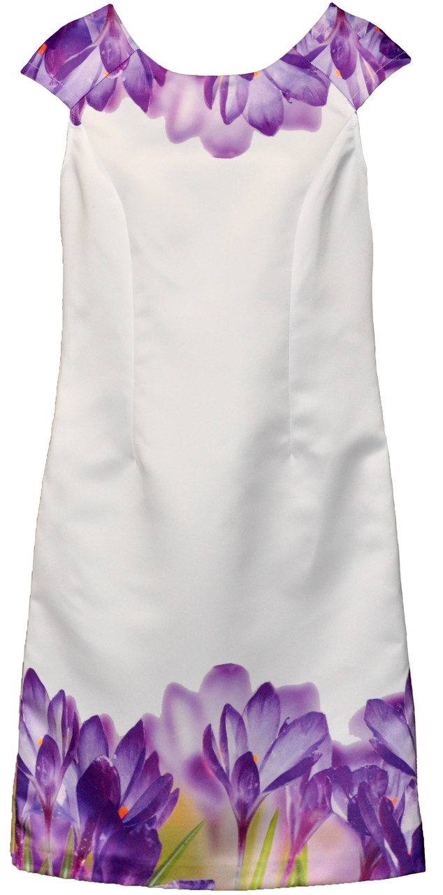 Сукня Крокуси