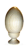 Яйце, заготовка під розпис 12см