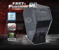 Графическая станция FF 3D UNLim XEON 2630v4 20 ядер 2.2GHz/32GB/8GB M5000 QUADRO/ 120 SSD/ 1TB /700W