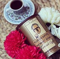 Турецкий кофе молотый Kurukahveci Mehmet Efendi 500 г Оригинал