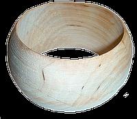 Широкий дерев'яний браслет, фото 1