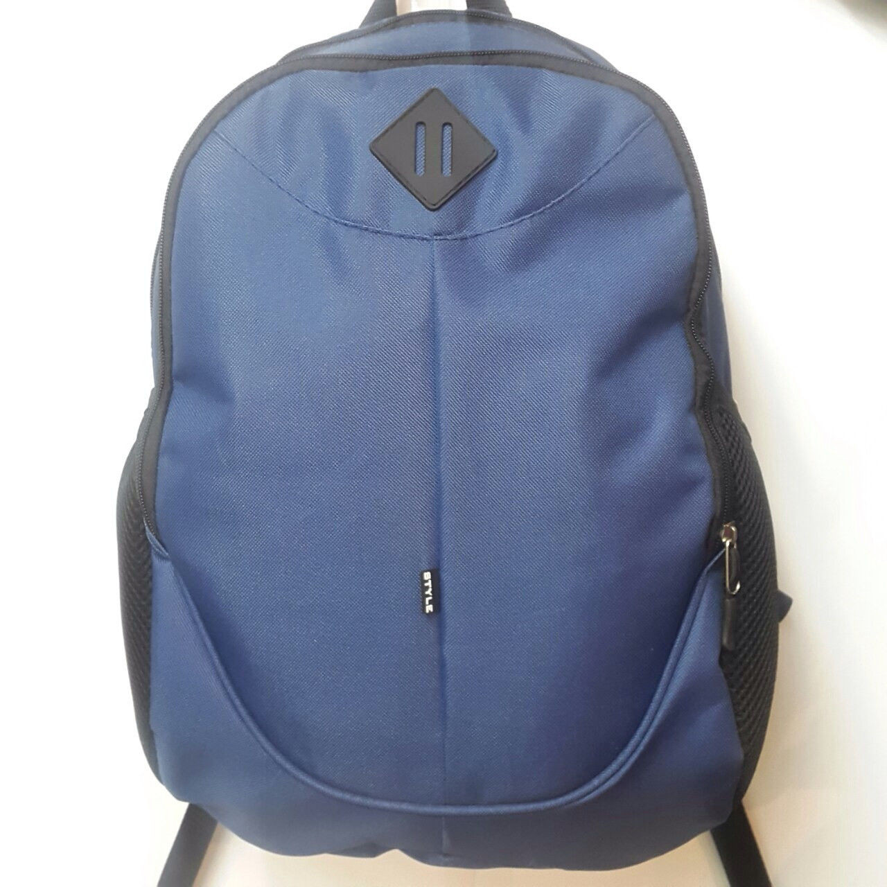 Рюкзак молодежный Ромб UKsport, Укрспорт темно-синий