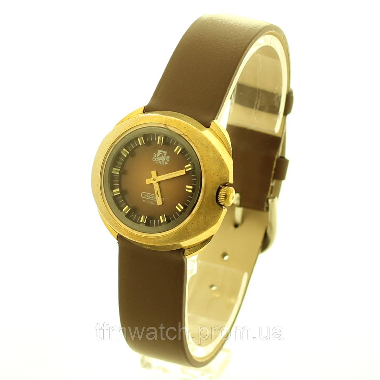 Слава механические часы СССР Олимпиада 80