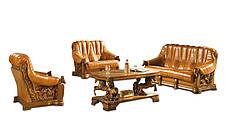 """Комплект мягкой мебели """"OSKAR"""" (3+1), фото 2"""