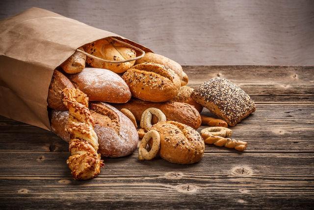 Смеси для производства хлеба
