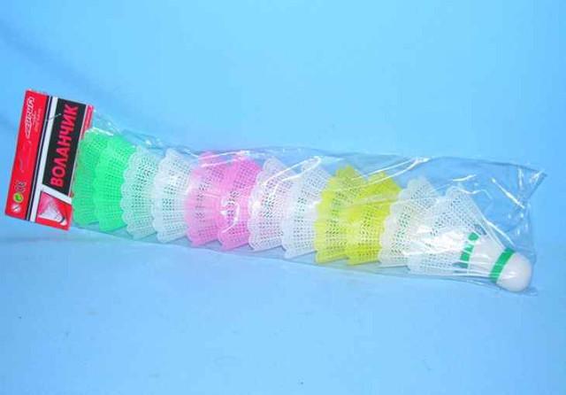 Набір воланів пластикових, кольорових 12 шт - Камала в Хмельницком