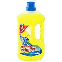"""Универсальное средство для мытья""""Цитрус"""" G&G ALLZWECK REINIGER 1л.Германия"""