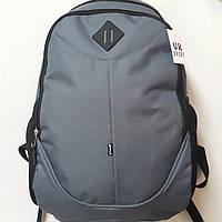 Рюкзак молодежный Ромб UKsport, Укрспорт серый ( код: IBR037S ), фото 1