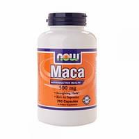 Now Maca 500 mg 250 caps