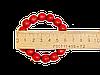 Бусы с деревянным браслетом