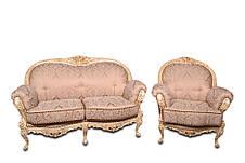 """Стильный комплект мебели """"Мила"""" (3+1), фото 3"""