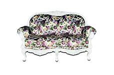 """Кожаный диван в стиле барокко """"Mila"""" (Мила), фото 3"""