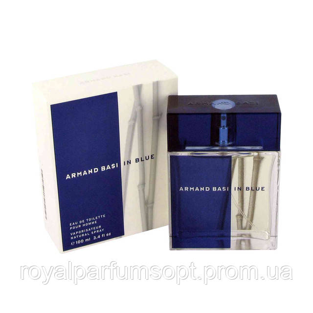 Royal Parfums версия Armand Basi «in Blue»
