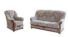 """Стильный комплект мебели """"Вилон"""" (3р+1), фото 2"""